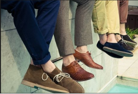 Обувь на босу ногу или когда носки не уместны